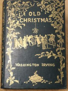 Cover of Old Christmas, 1876