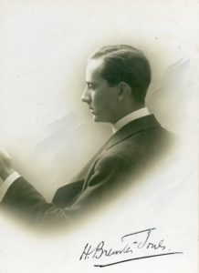 Studio Portrait of Hooper Brewster Jones