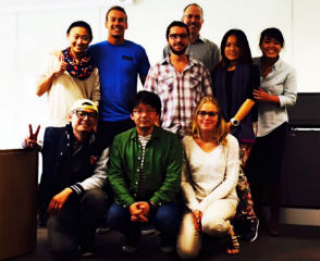 Ulrich's Contemporary Issues in Wine Business Class 2015